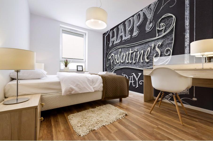 Happy Pantone Day Mural print