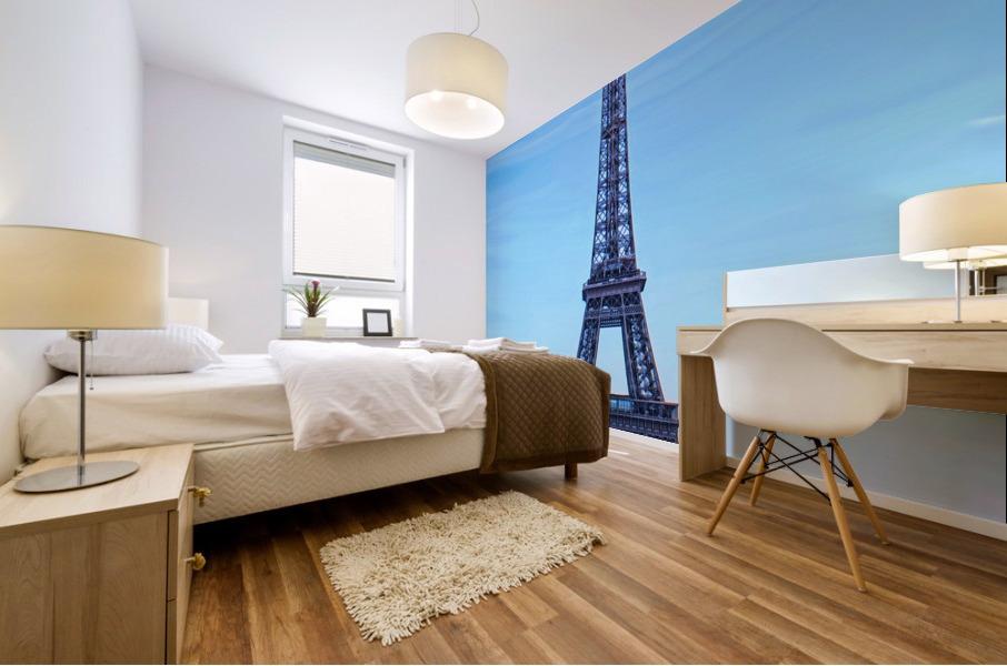 Majestic Eiffel Mural print
