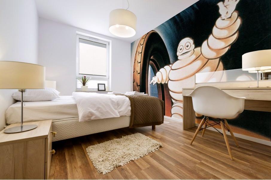 Michelin Poster Impression murale