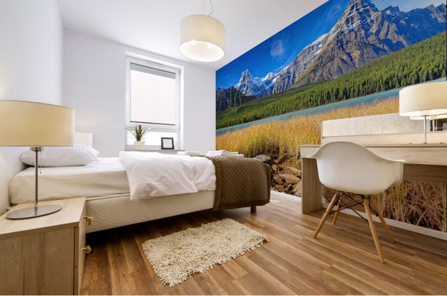 Banff National Park Alberta Canada Mural print