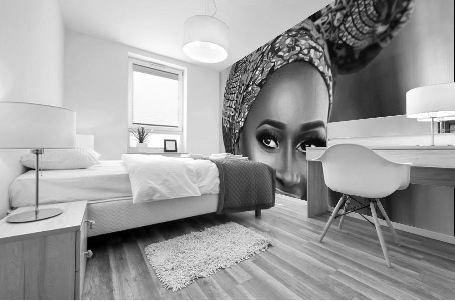 africa 1 Mural print