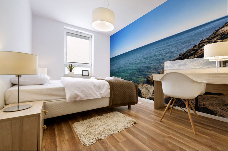 Tranquil Waters Mural print