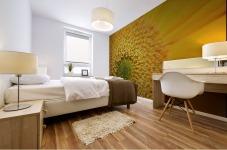 Sunflower Mural print