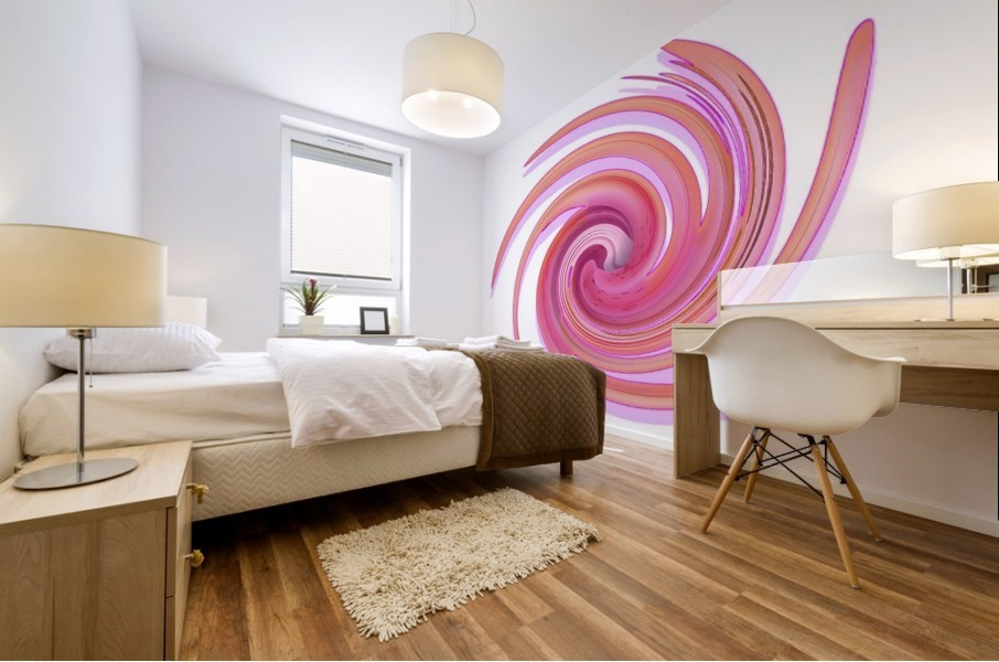 The whirl, W1.3A Mural print