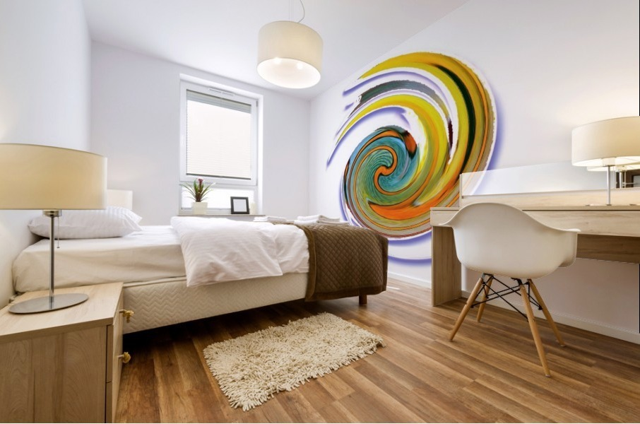The whirl, W1.11A Mural print