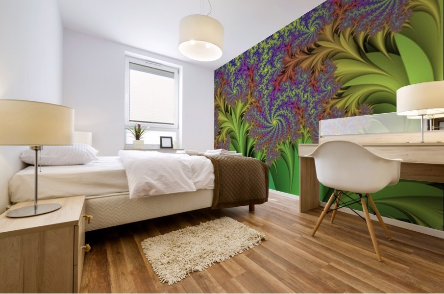 Abstract Design Mural print