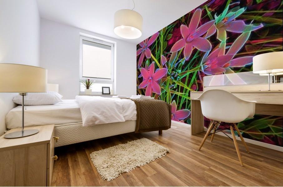 radiantplant Mural print