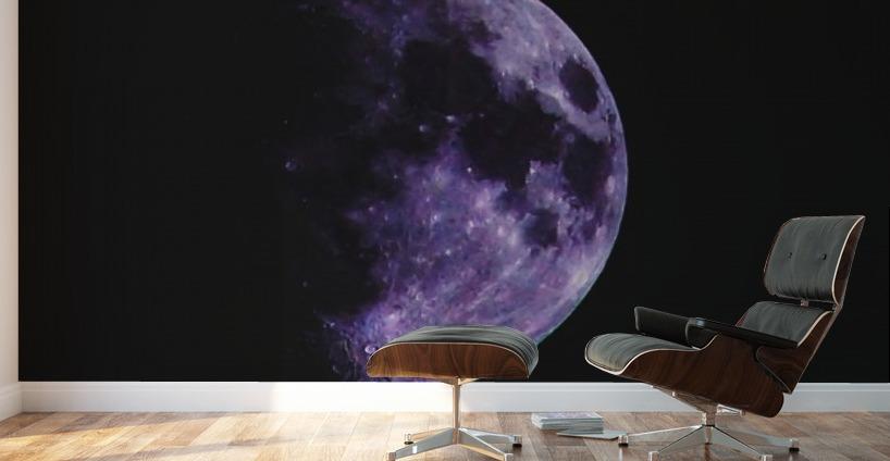 Mystic Moon - LMG Photography - Canvas Artwork