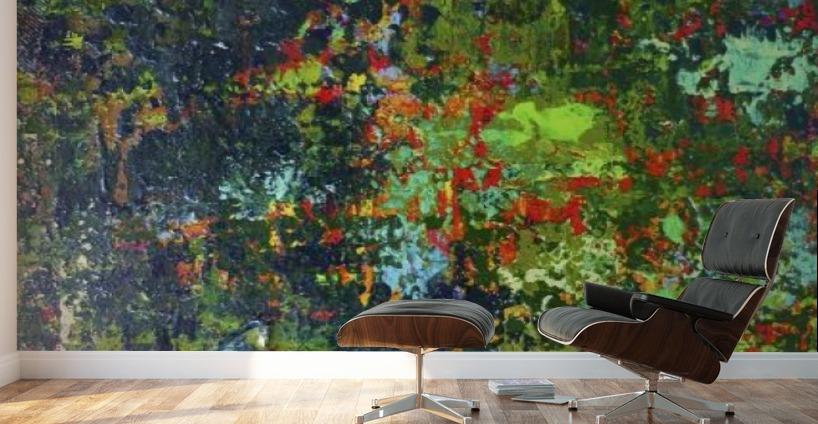 Enchanted Forest Conkeybikini Canvas Artwork