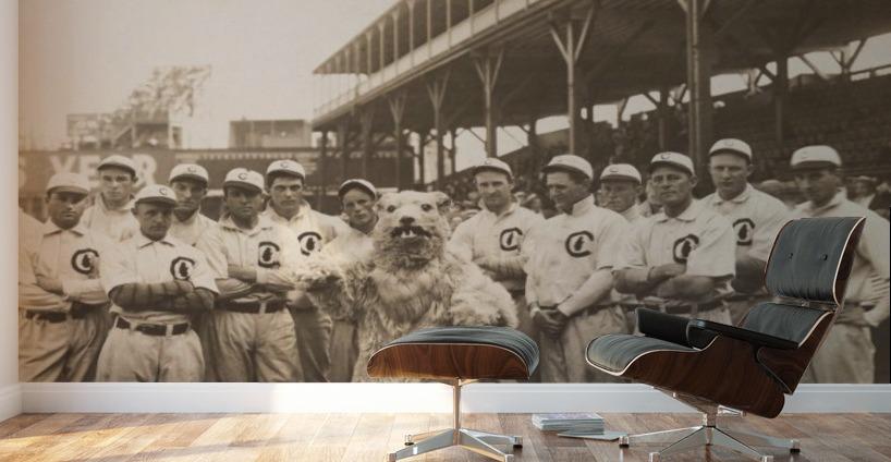 db8b8fcf 1908 Chicago Cubs team photo - Chad Dollick - Canvas Artwork