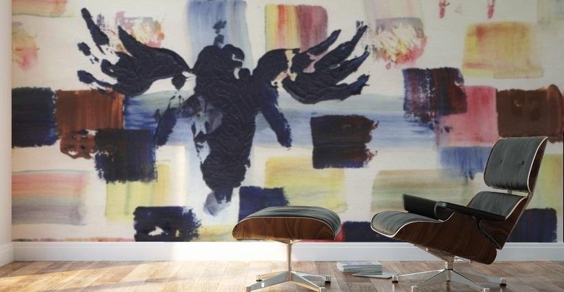 Angel Jeff Hibbard Canvas