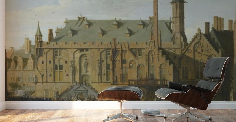A gothic church Pieter Jansz Saenredam Canvas