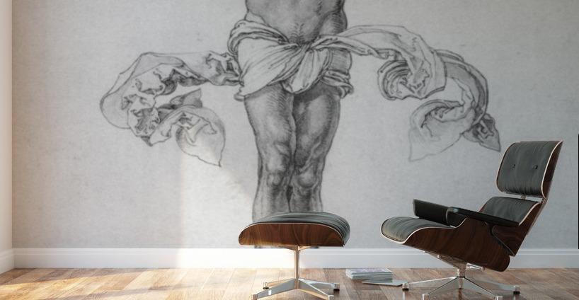 Christ on the cross albrecht durer toile for Acheter crucifix mural