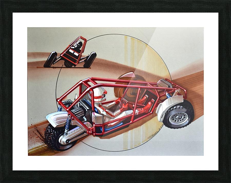 Dune Buggy Design Concept Lean Technology 3 Wheeled DP - Donald C ...