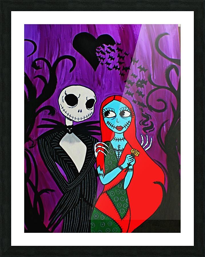 Jack N Sally Kylex Canvas