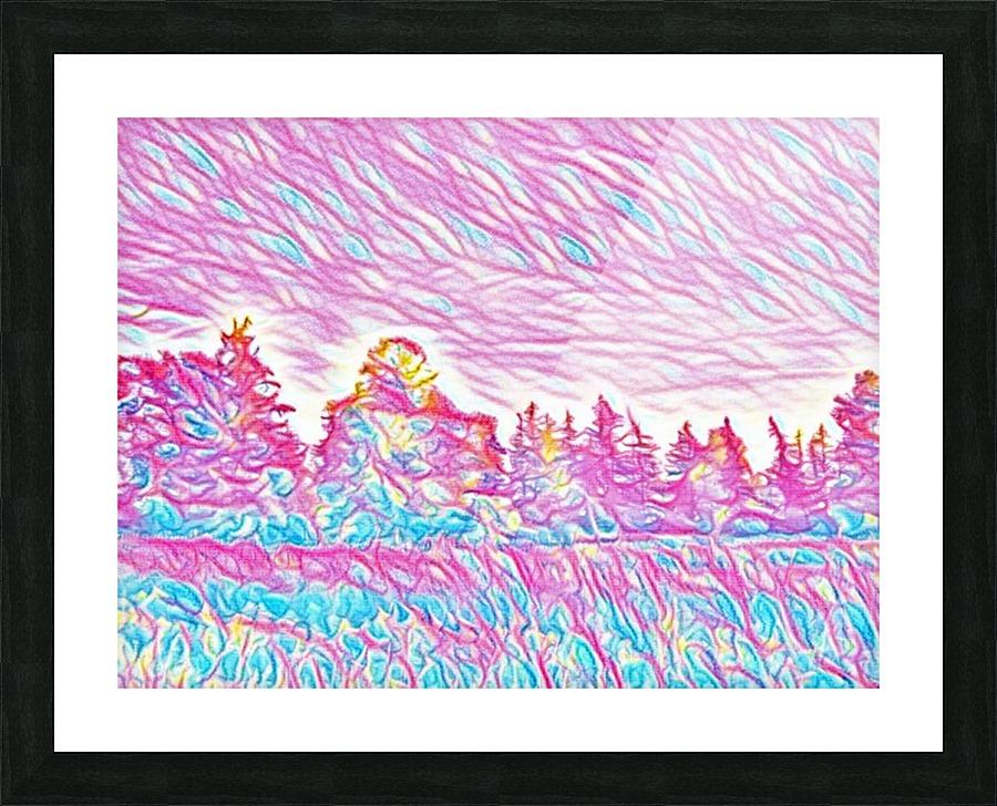 54 Crayon Art Ngan Hong Truong Canvas