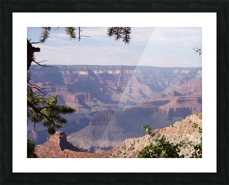 Grand Canyon Photo Darryl Green Canvas