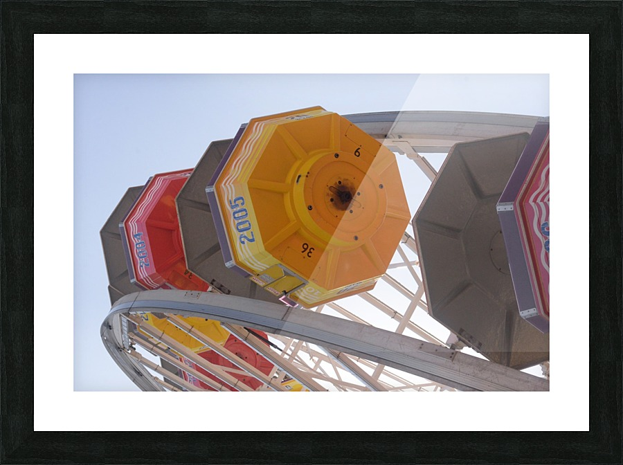 Ferris Wheel - Logan Pierson Canvas