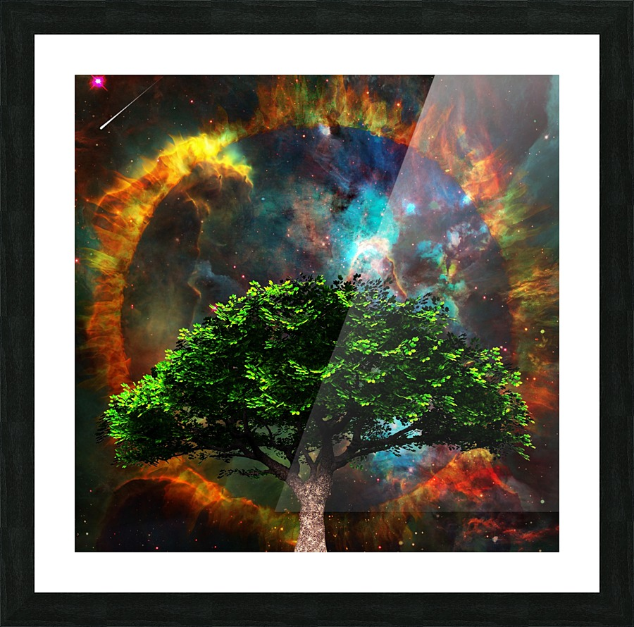 Tree Of Life Bruce Rolff Canvas