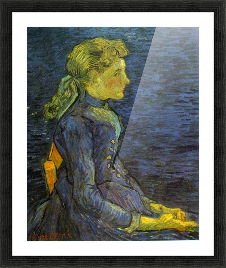 Dr Gachet By Van Gogh Van Gogh Canvas