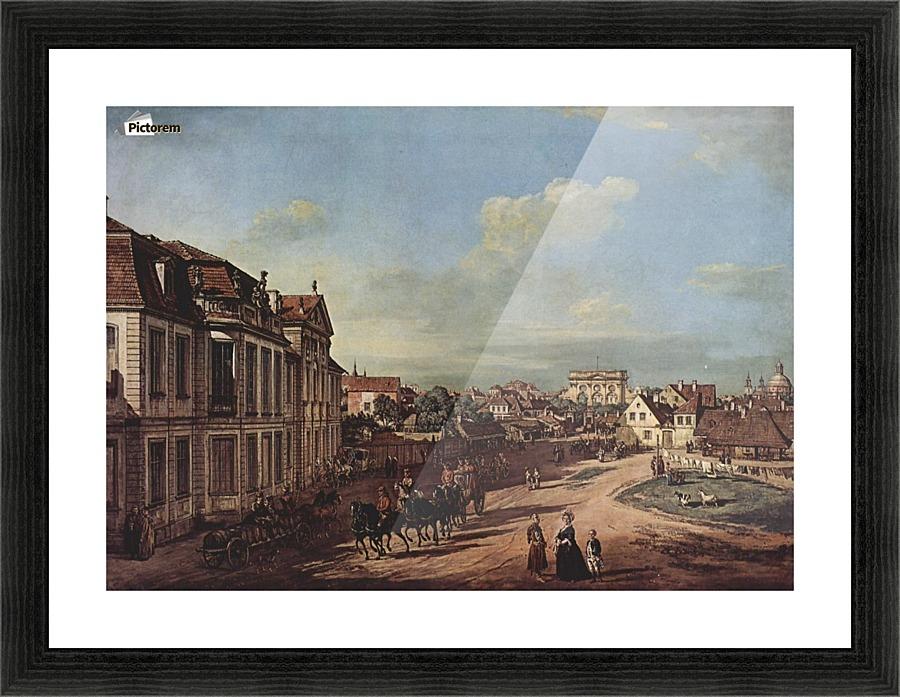 Royal Painting Frame