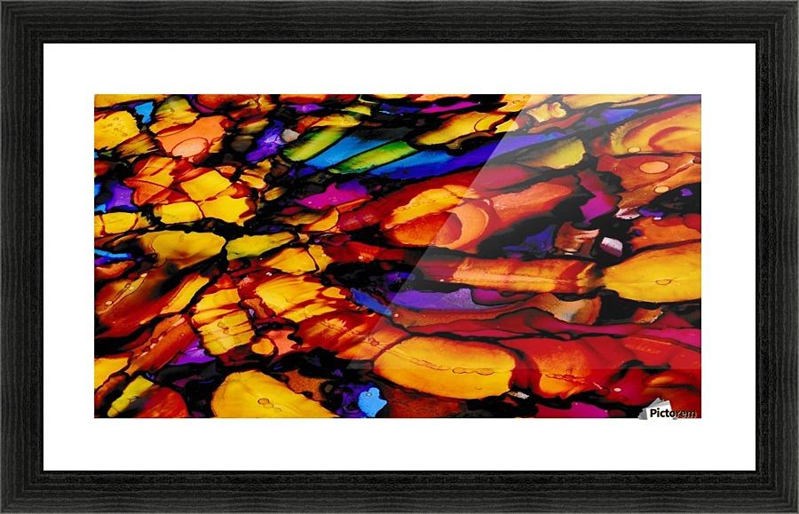 10 As 16 X 30 Copy J Angela Baker Canvas