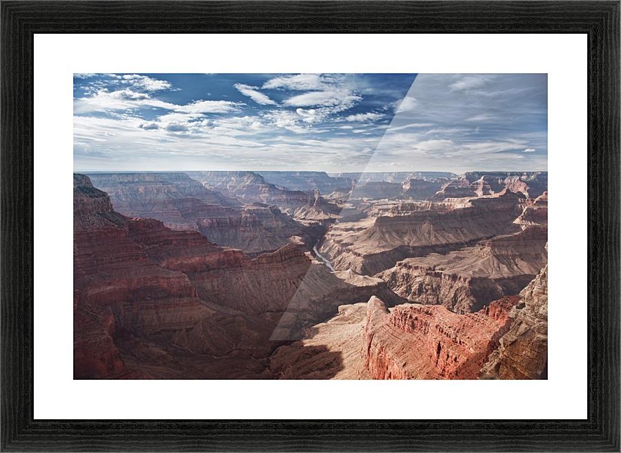 Grand Canyon Christopher Dormoy Canvas