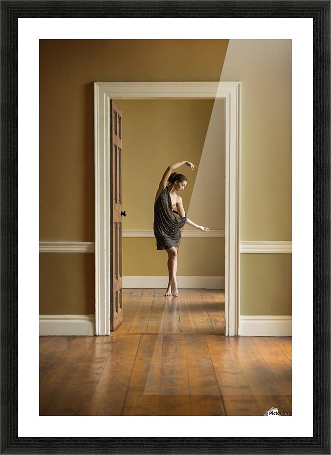 The doorway - 1x Canvas