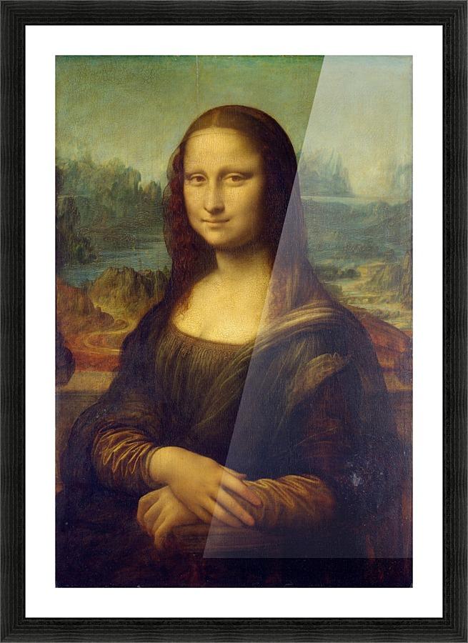 Mona lisa leonardo da vinci la gioconda oil painting for La gioconda di leonardo da vinci
