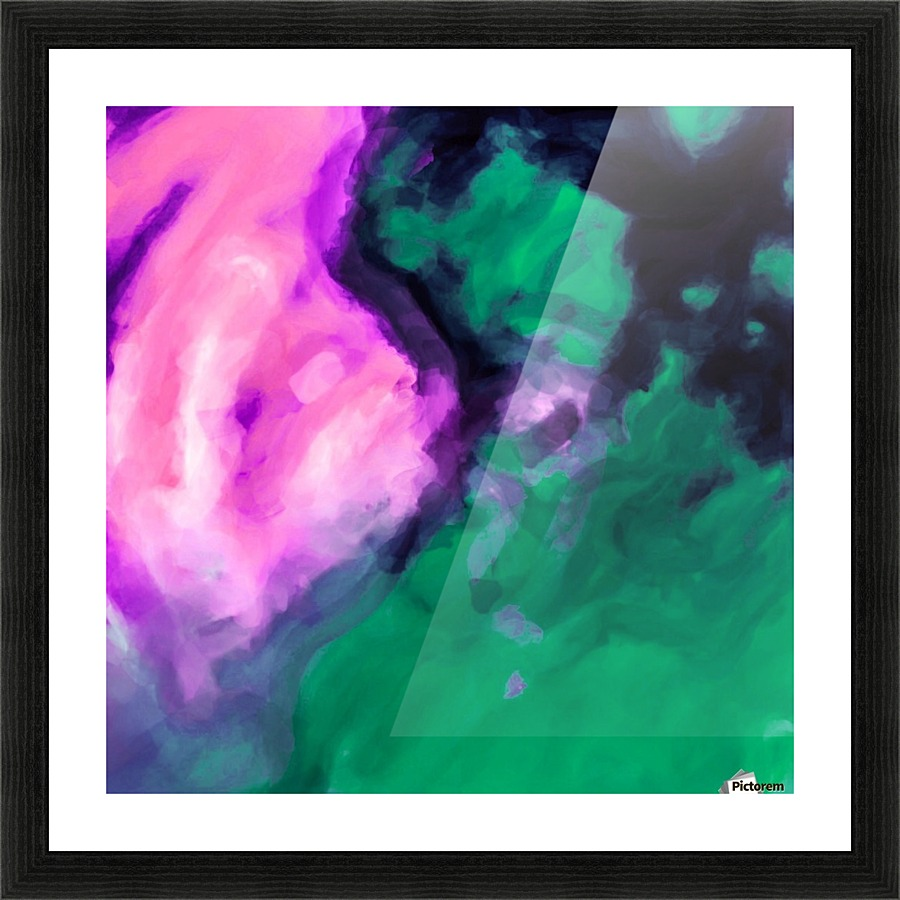 Psychedelic pink and green painting texture abstract background psychedelic pink and green painting texture abstract background picture frame printing jeuxipadfo Images