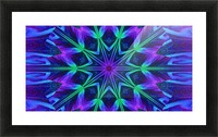 Night Flower 1 Picture Frame print