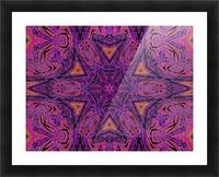Appleblossom Picture Frame print