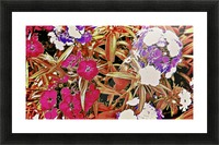 HappymothersDay Picture Frame print