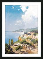 Sunny day on Naples Bay Impression et Cadre photo