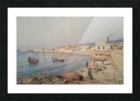 Marina di Napoli Impression et Cadre photo