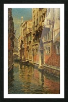 Shining morning in Venice Impression et Cadre photo