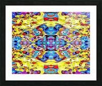 blurose Picture Frame print