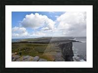 INIS MOR, THE ARAN ISLANDS Impression et Cadre photo