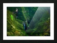 Trou de Fer Picture Frame print