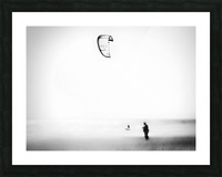 Sea, air, land. Picture Frame print