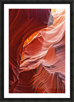 Lower Antelope Canyon, Arizona Picture Frame print