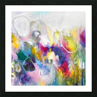 Balloons  II Picture Frame print