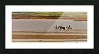 Loch trek Picture Frame print