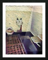 Alcatraz Picture Frame print