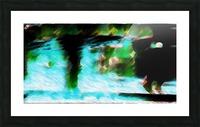 Bergischwasser Picture Frame print