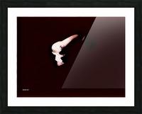 Brüste Picture Frame print