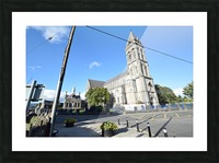 CATHEDRAL, SLIGO Picture Frame print