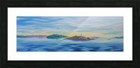 Nanoose Bay  Picture Frame print