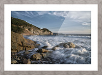 Visions of Grandeur Picture Frame print
