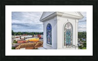 Beebe, AR   Downtown Picture Frame print